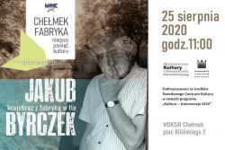 Jakub Byrczek - Krajobraz z fabryką w tle