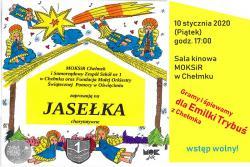 Jasełka Charytatywne - gramy i śpiewamy dla Emilki Trybuś