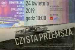 Czysta Przemsza- obywatelska akcja sprzątania brzegu Przemszy