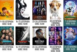 Repertuar kina ILUZJA w listopadzie 2019 r.