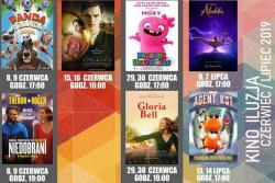 Repertuar kina ILUZJA w czerwcu 2019 r.