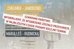 Klub Miłośników Ziemi Chełmeckiej - Spotkanie z Marią Leś - Rudnicką