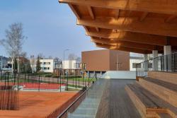 Inauguracja sezonu tenisowego na kortach przy ul. Brzozowej