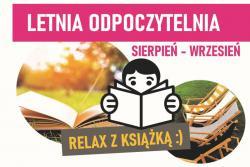 Letnia Odpoczytelnia przed nową biblioteką!