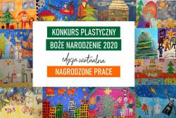Nagrodzone prace - konkurs plastyczny