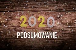 Rok 2020 w MOKSiR - podsumowanie