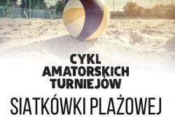 Cykl amatorskich turniejów siatkówki plażowej