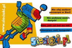 Sieciaki na wakacjach - warszataty edukacyjne dla dzieci