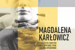 Magdalena Karłowicz. Terytoria - wystawa rzeźb i obiektów