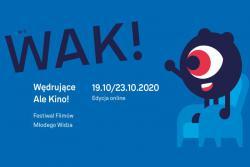 Wędrujące Ale Kino! – 11. edycja, pierwsza trasa online