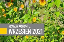 Aktualny program wrzesień 2021