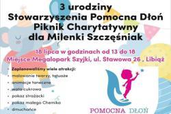 Piknik Charytatywny dla Milenki Szczęśniak